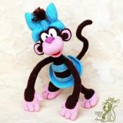 Озорная обезьянка КоКо