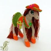Модная лошадка Олисия