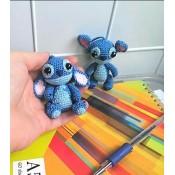 Описание авторской вязаной игрушки СТИЧ