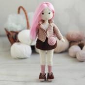 МК каркасная кукла