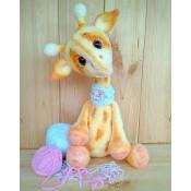Жирафка Сонечка