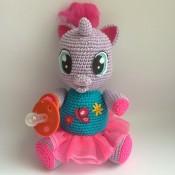 Лили-Мой маленький пони