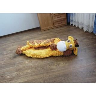 Жирафик Веня. коврик-игрушка