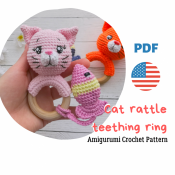 "English pattern ""СAT Rattle"""