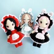 МК Куколка с ушками