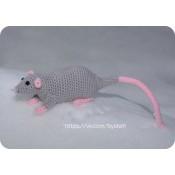 МК Реалистичный крыс