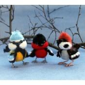 """4 МК """"Птички невелички"""""""
