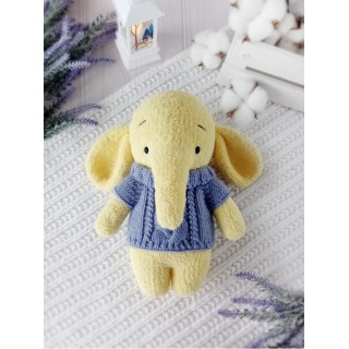Слоненок Бонго
