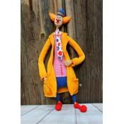 Клоун в солнечном пальто