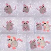 МК Мини-мышки. Зюзюнчики