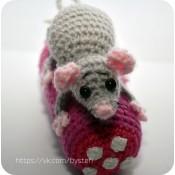 МК Колбасный мышонок
