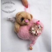 Мишка с сердцем-1