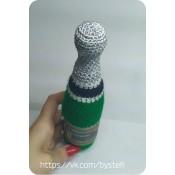 МК Бутылка шампанского