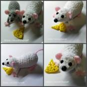 МК. Мышь Жадина