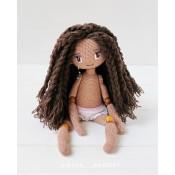 МК Шарнирная игровая куколка