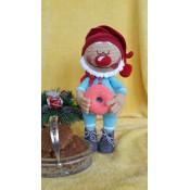 Рождественский гном Пончик  Сладкоежкин