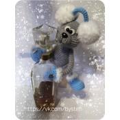 МК. Мышь Весёлкин на бутылку