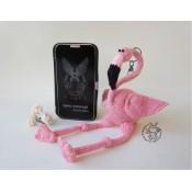 """"""" Брелок розовый фламинго"""""""