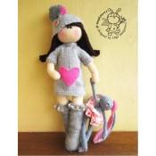 Кукла Иришка
