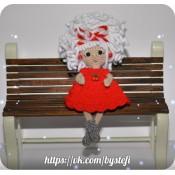 МК. Лялька Кудря (куколка)