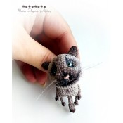 Кот (описание вязания)