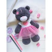 Мастер-класс мишка «Тедди»