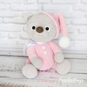 Плюшевый мишка «Нежная малышка»