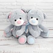 Плюшевый мишка «Тедди»
