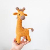 Мастер-класс Солнечный жирафик