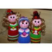 Рождественские феи. МК