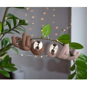 МК по вязанию ленивцев