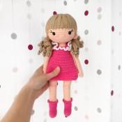 МК кукла Белла