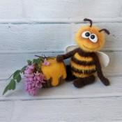 МК Весенняя Пчелка