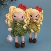 МК кукла Эльза