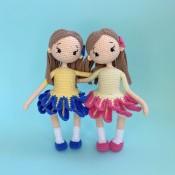 МК кукла Камелия