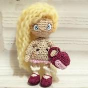 Мастер-класс кукла Милаша
