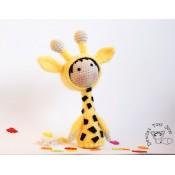 Маленькая куколка Жирафик из серии Tanoshi