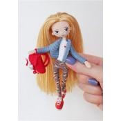 МК Каркасная куколка