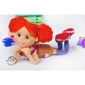 Мастер- Класс « Куколка Тоня»