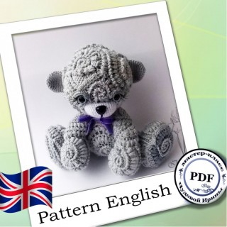 """Fifi-bears"" (English pattern)"