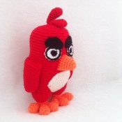 Angry Birds. Red.